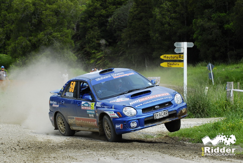 The best 25 stages in NZ rallying – 21-25